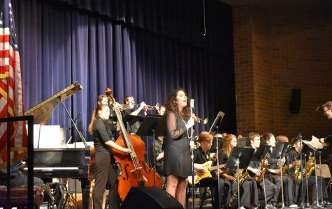 Jazz band takes top rating at Baker University Jazz Festival