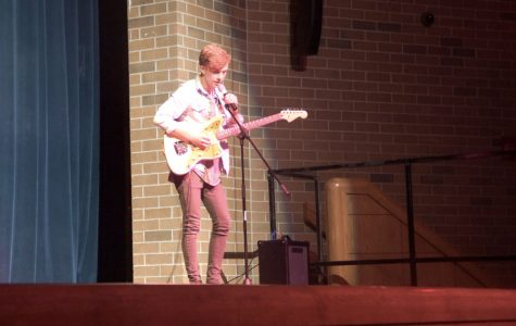 Students display talents in annual Variety Show