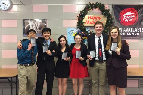 Three teams qualify to National Debate Tournament