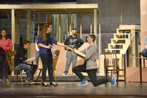 Theatre department puts on musical