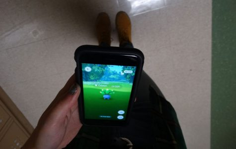 Pokemon Go has become a popular game for students