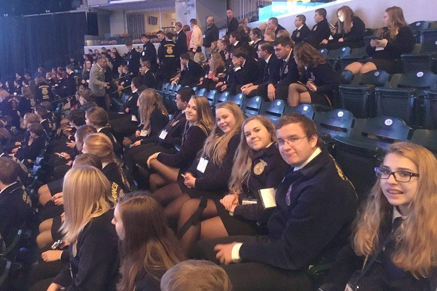 FFA travels to Indianapolis for national conference
