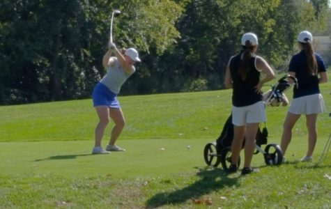 Girls golf takes individual, team titles at League