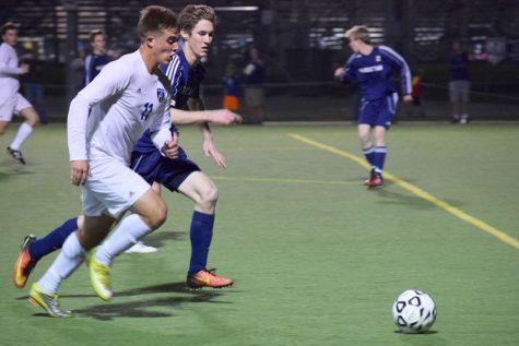 Photo Gallery: Boys soccer vs. Manhattan on Oct. 27