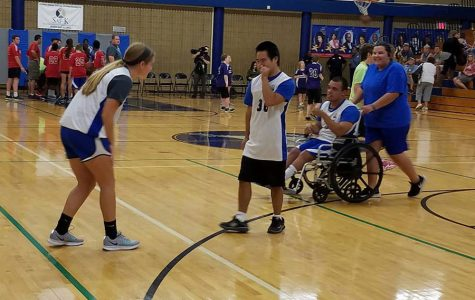 Unified Sports competes in first basketball games of season