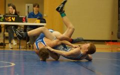 Photo Gallery: Wrestling Scrimmage on Nov. 29