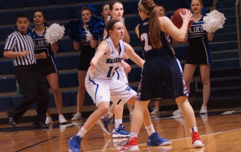 Girls basketball vs. Olathe Northwest preview