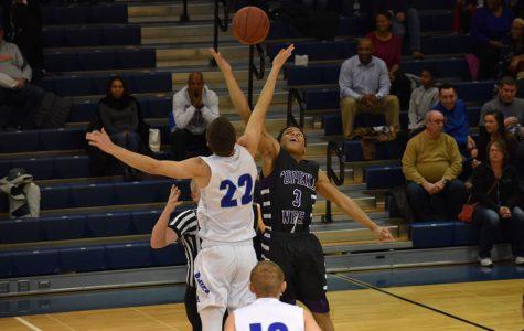 Photo Gallery: Boys basketball vs. Topeka West on Jan. 25