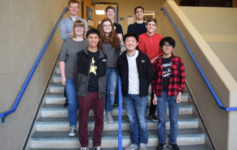 Students explore science through Science Olympiad
