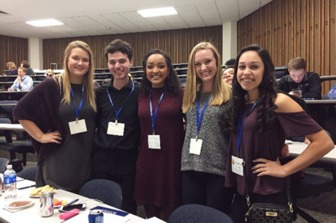 Forensics qualifies eight entries to Nationals