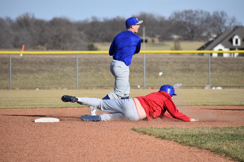Baseball brings season to an end
