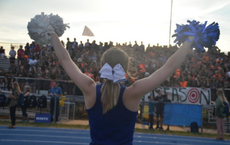 Students participate in homecoming