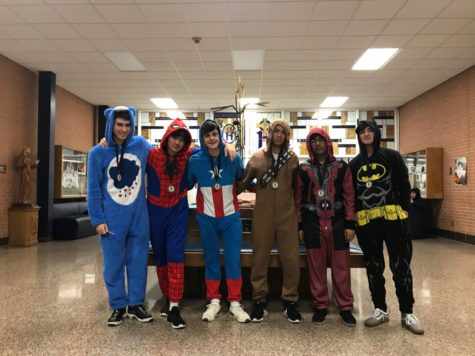 Students display talents in variety show