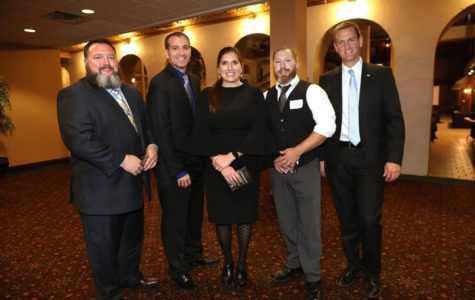 Prochaska is awarded 20 Under 40