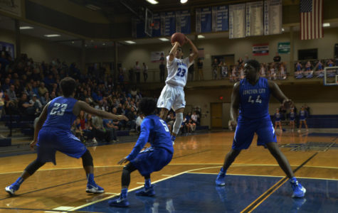 Photo Gallery: Boys Basketball vs Junction City Feb 23