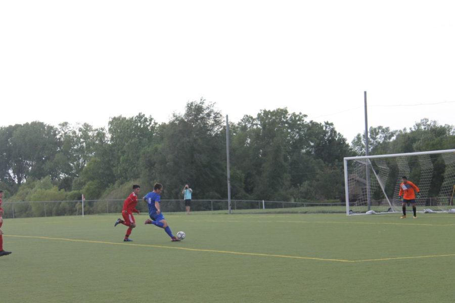 Boys Soccer Opens Season