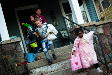 Limitations Being Set on Trick-or-Treaters