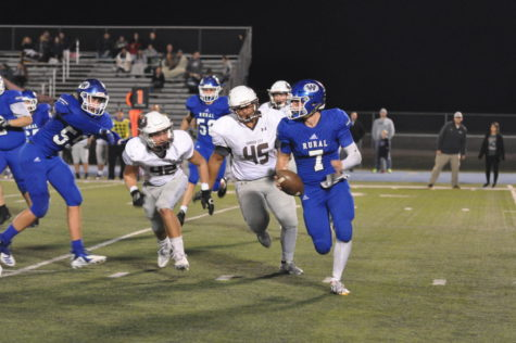 Photo Gallery: Varsity Football vs Highland Park Oct 11