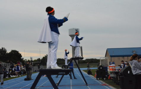Marching Band Gets New Uniforms