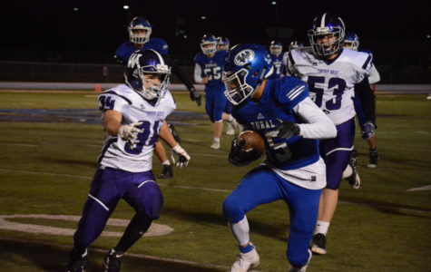 Photo Gallery: Varsity Football vs Topeka West Sept 28