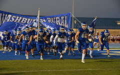 Junior Blues Come Out on Top on Senior Night
