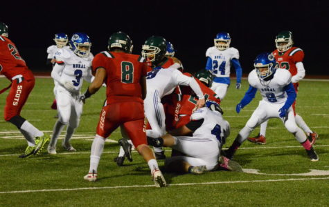 Photo Gallery: Varsity Football vs Highland Park Oct 11