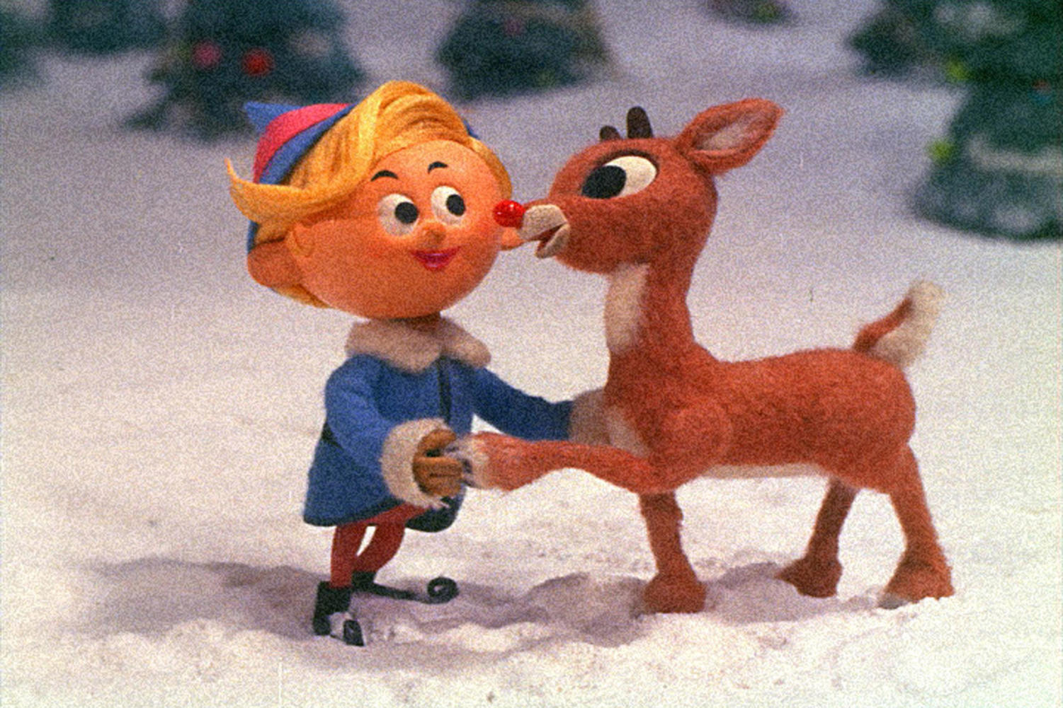 Let the reindeer games begin!  RUDOLPH THE RED-NOSED REINDEER, the longest-running holiday special in television history, will be broadcast Tuesday Nov. 27 (8:00-9:00 PM, ET/PT) on the CBS Television Network. Since 1964, millions of families have tuned in to watch Rudolph and his friends, Hermey the Elf, Yukon Cornelius, and the Misfit Toys, save Christmas.  This classic