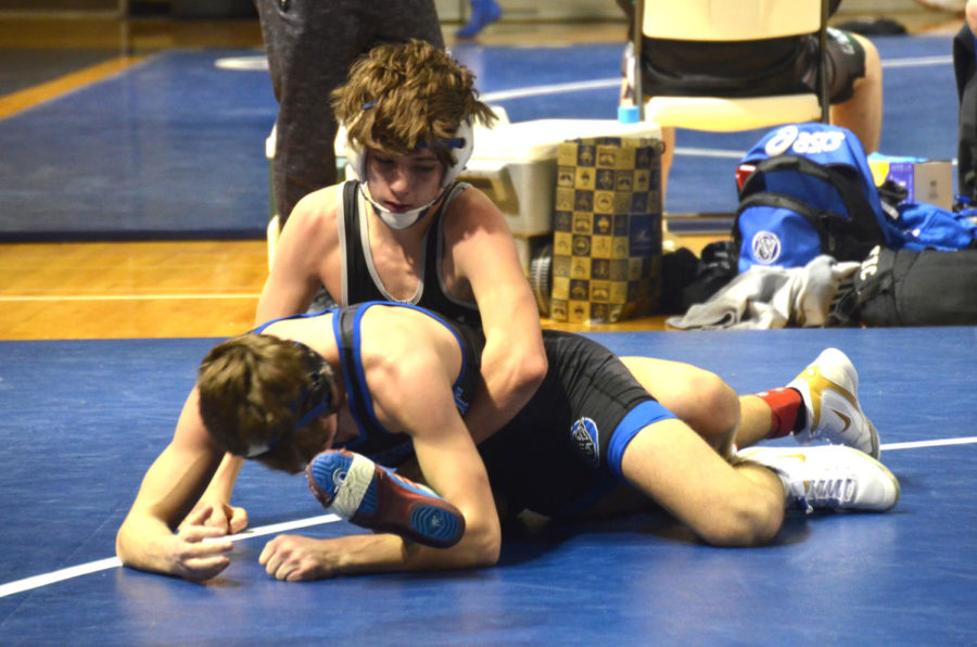 Wrestling Team Finds Success at 6A Regionals