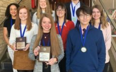 WRHS DECA Competes in State Competition