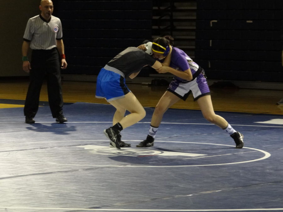 12/2 Girls Wrestling Meet