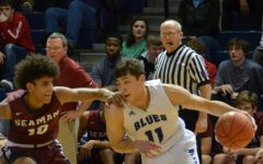Photo Gallery: Boys Basketball vs Seaman 2/4