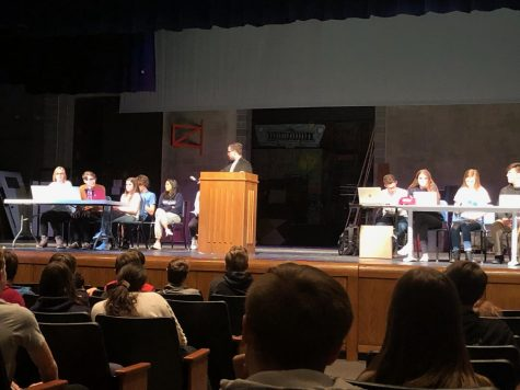 Annual WARU Political Debate