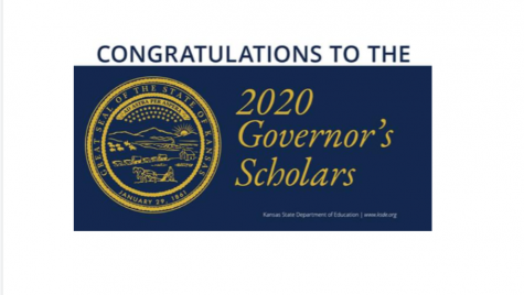 2020 Governor's Scholars from WRHS
